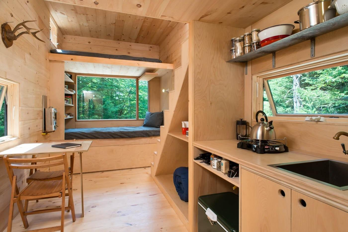 Getaway Launches Tiny Houses Outside New York City