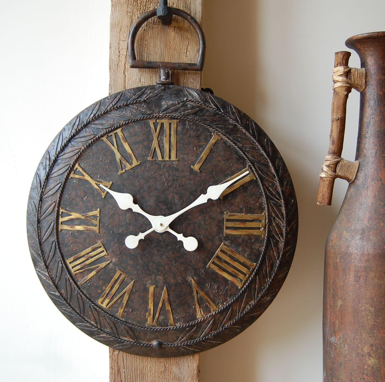 Giant Wall Clock Clockone Simple