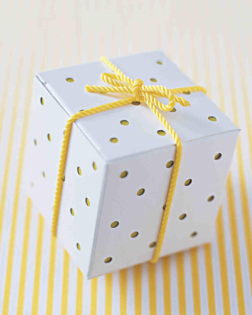 Gift Box Ideas Hold Your Wedding Favors Style