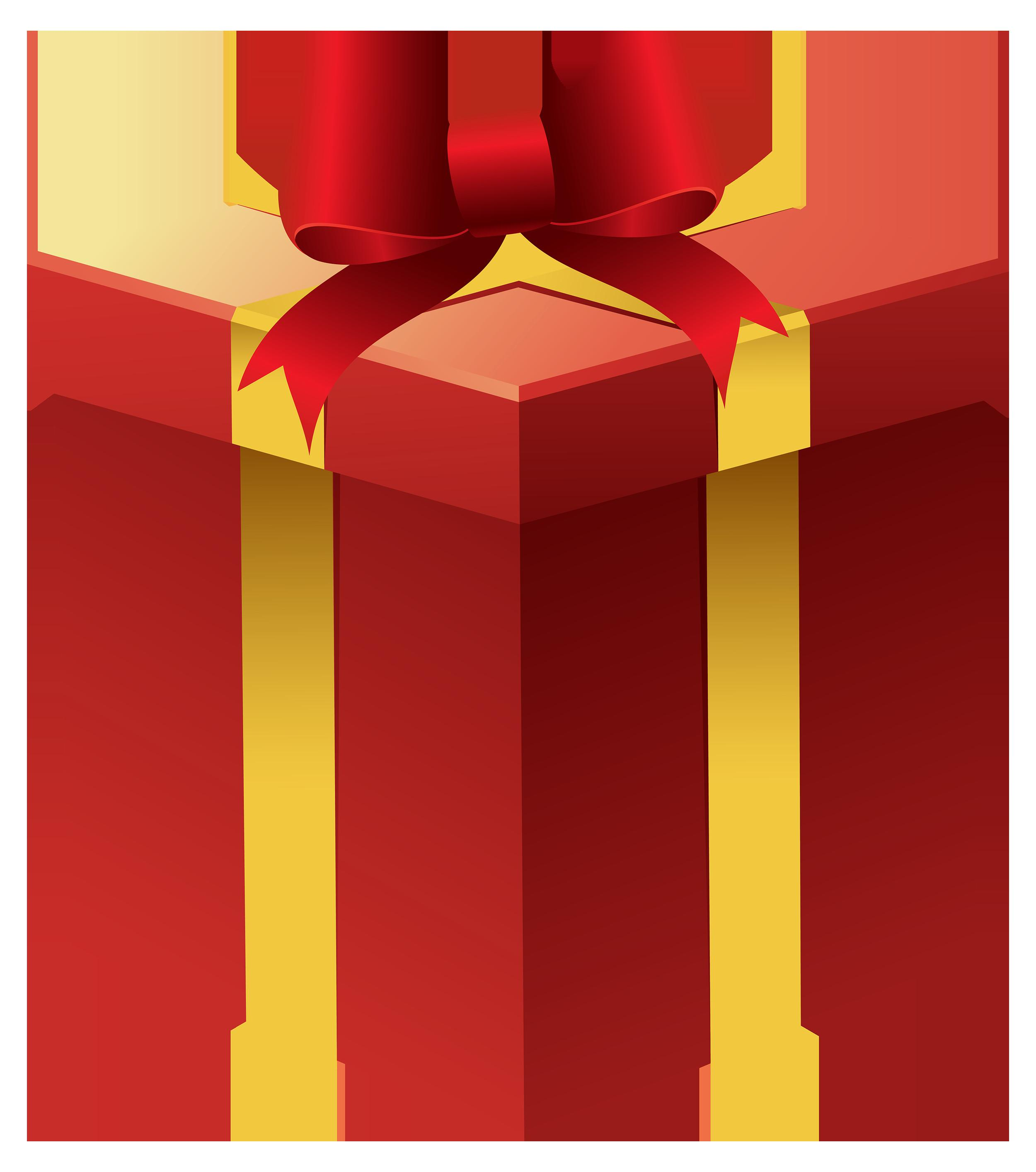 Gift Box Red Clipart Best Web