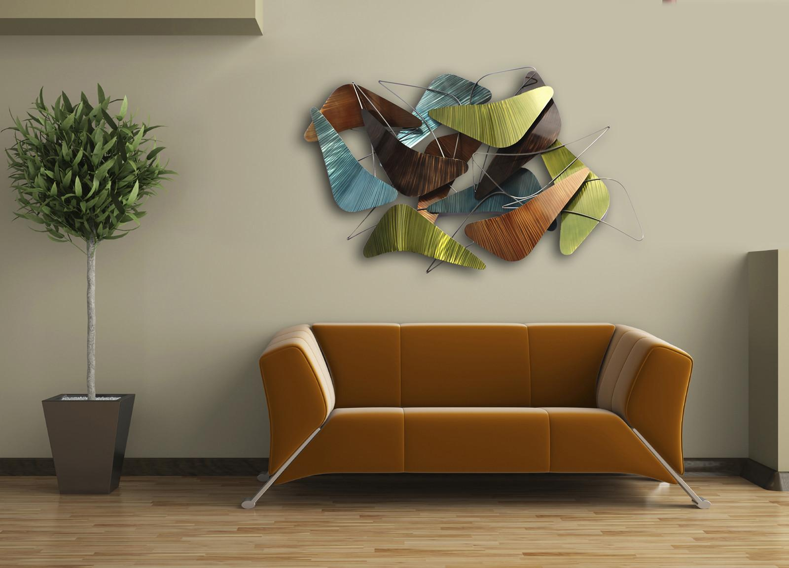 Gift Home Today New Contemporary Wall Designs