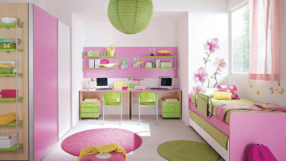 Girly Kids Room Decor Ideas Iroonie