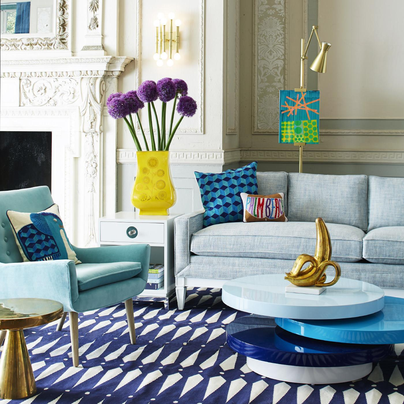 Give Your Home Decor Modern American Glamour