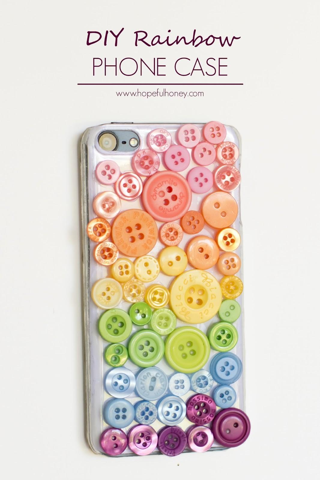 Give Your Phone Case Makeover These Diys