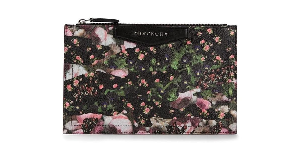 Givenchy Floral Clutch Clothing Spring