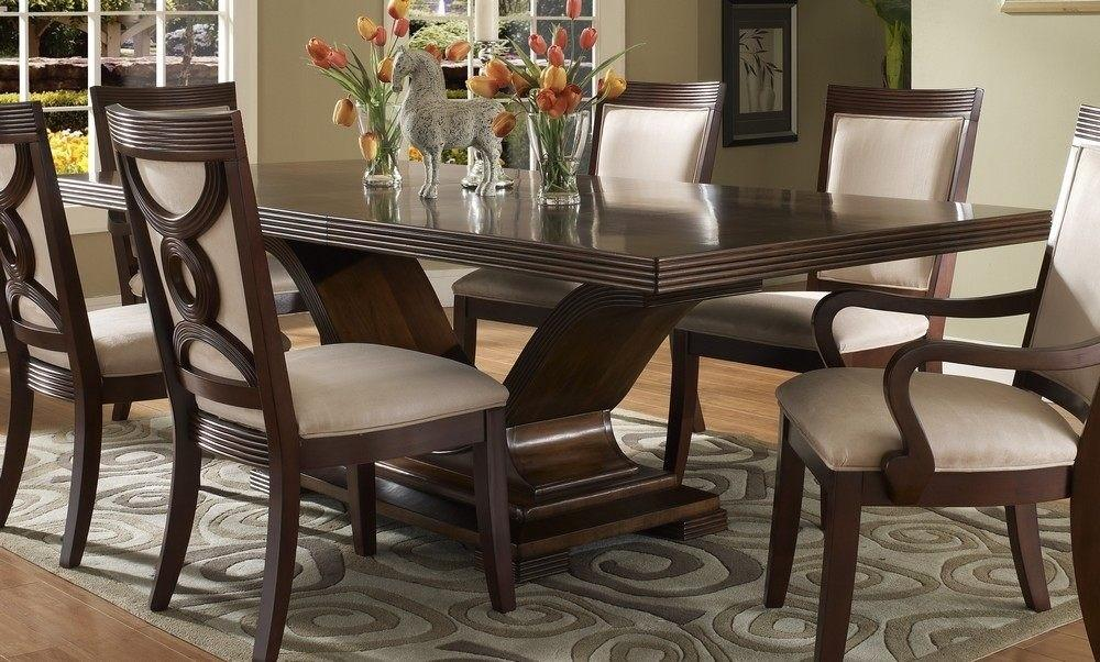 Glamorous Dining Room Tables Chairs Ideas