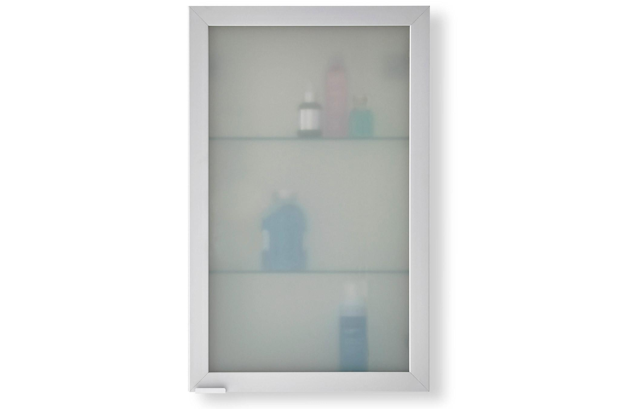 Glass Bathroom Cabinet Nazarm