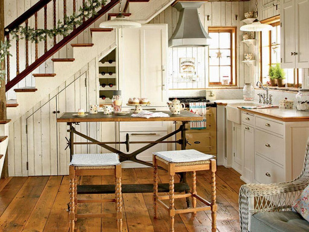Glass Door Cainet Country Cottage Kitchen Accessories