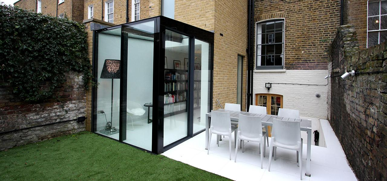 Glass Extension Camberwell