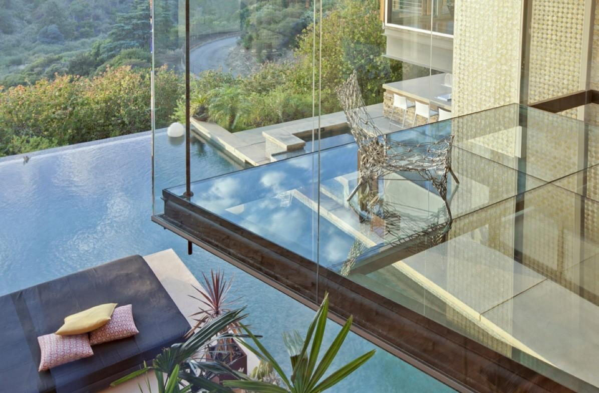 Glass Floor Interior Design Ideas