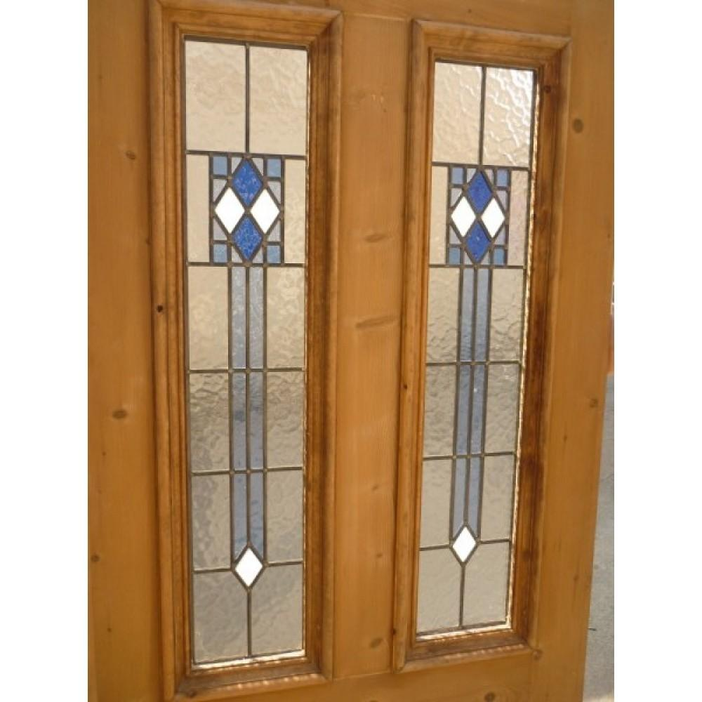 Glass Front Doors Iron Inserts