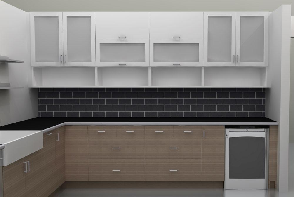 37 Really Awesome Kitchen Cabinet Glass, Cabinet Doors With Frosted Glass