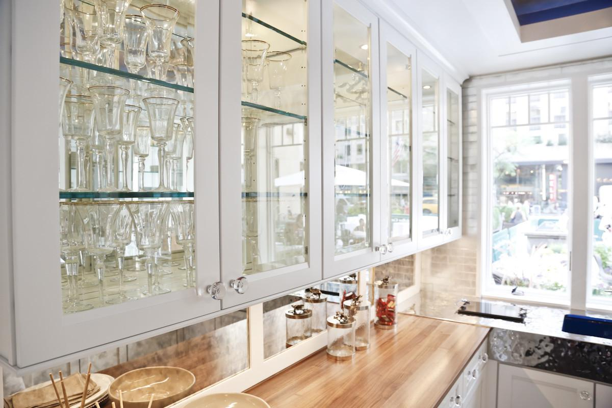 Glass Kitchen Cabinet Doors Frosted Ideas