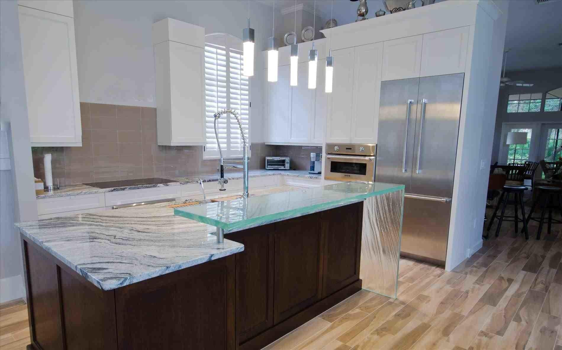 Glass Kitchen Counter Tops Temasistemi