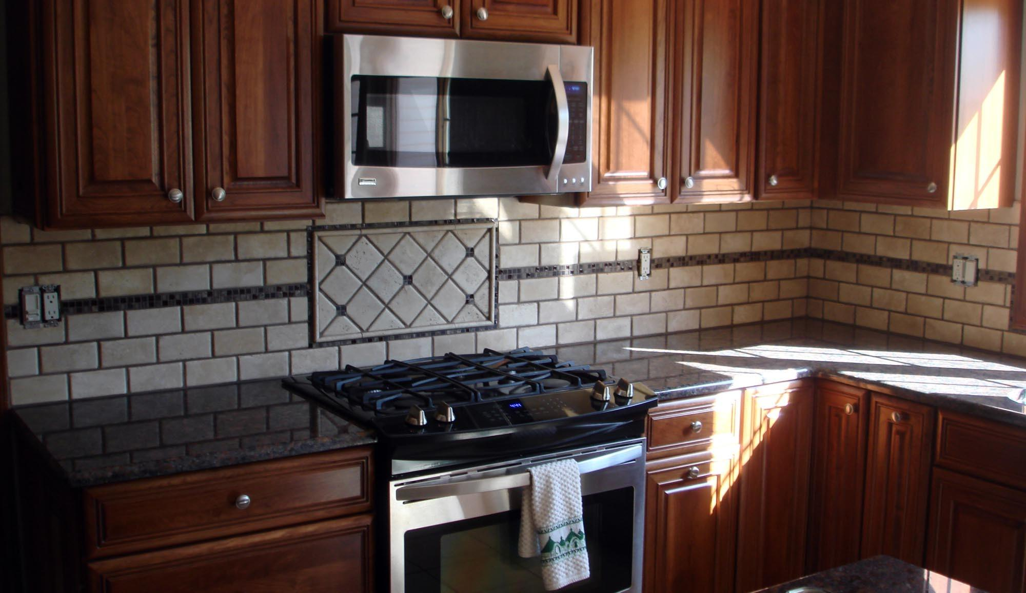 Glass Mosaic Tile Backsplash Kyprisnews