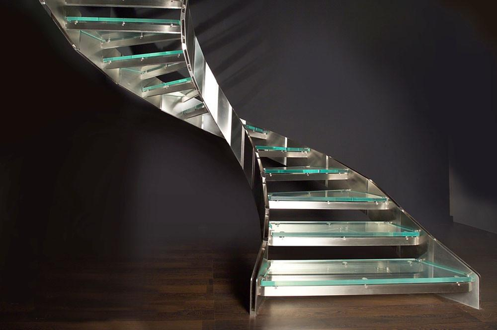 Glass Staircases Stairs Etc