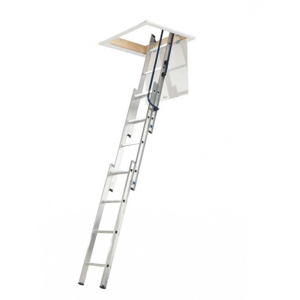 Glide Away Plus Attic Ladder High Ceilings