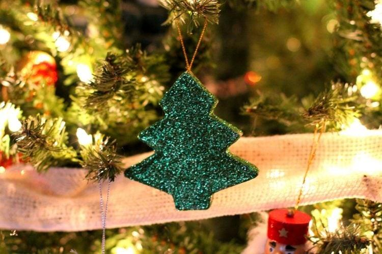 Glitter Christmas Decorations Indiepedia
