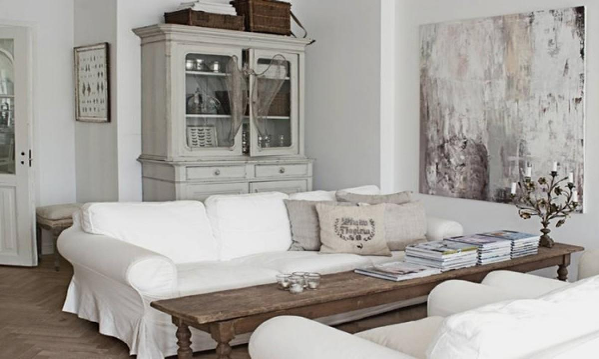 Glomorous Shabby Living Rooms Resourceful