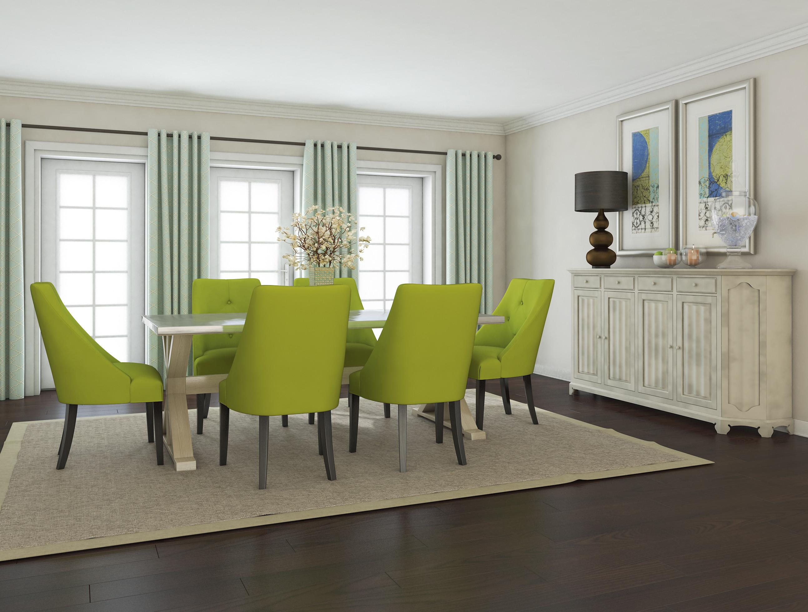 Glorious Green Dining Room Ideas Modern Decoratorist 59039