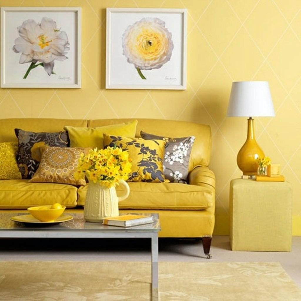 Glossy Matte Painting Ideas Small Living Room
