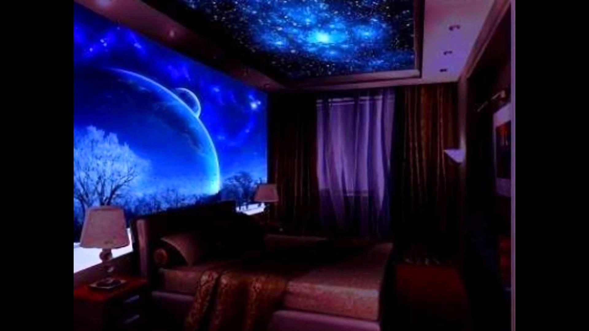 Glow Dark Bedroom Design Ideas Inspiration