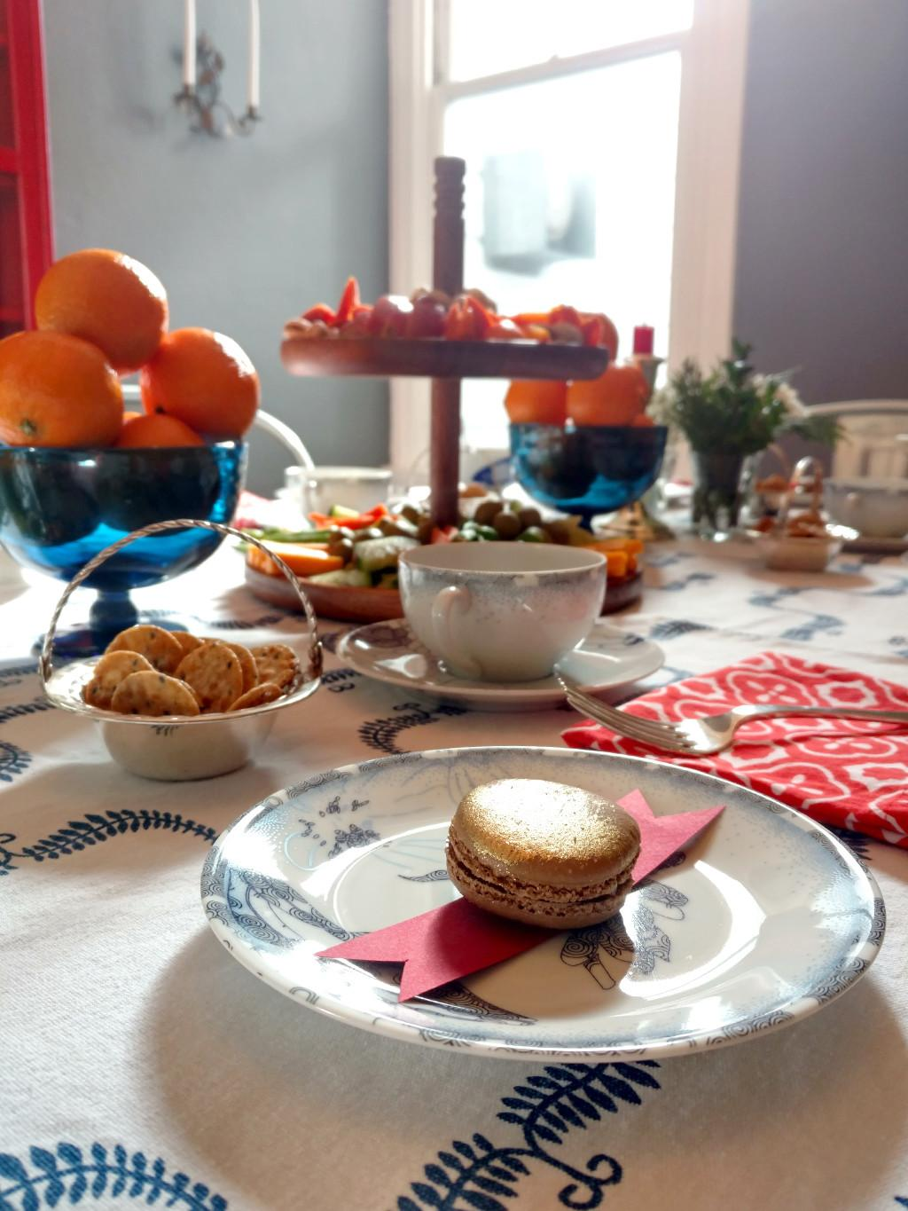 Gluten Christmas Tea Party Emilystyle