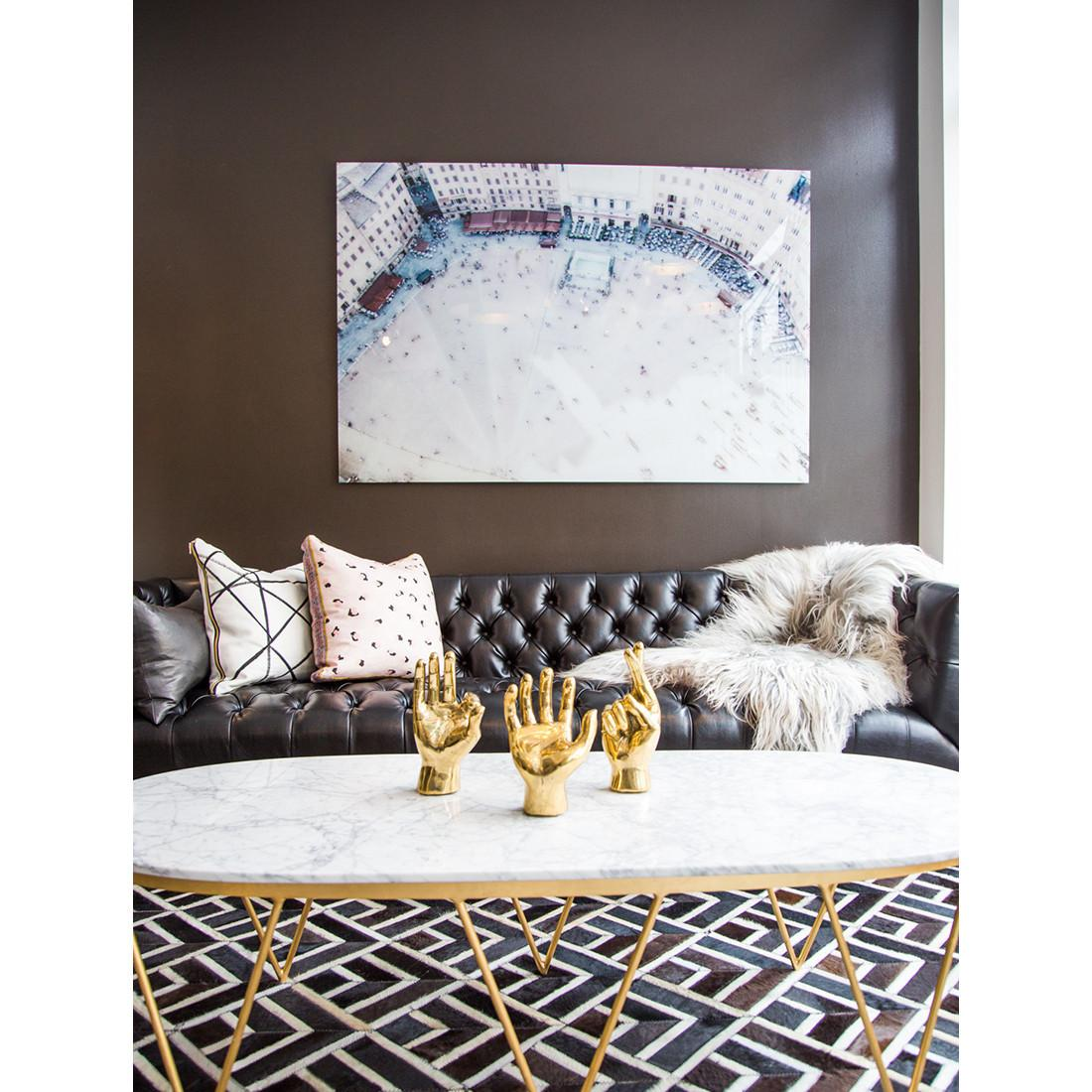 Gold Accent Coffee Table Decor Ideas Belivindesign