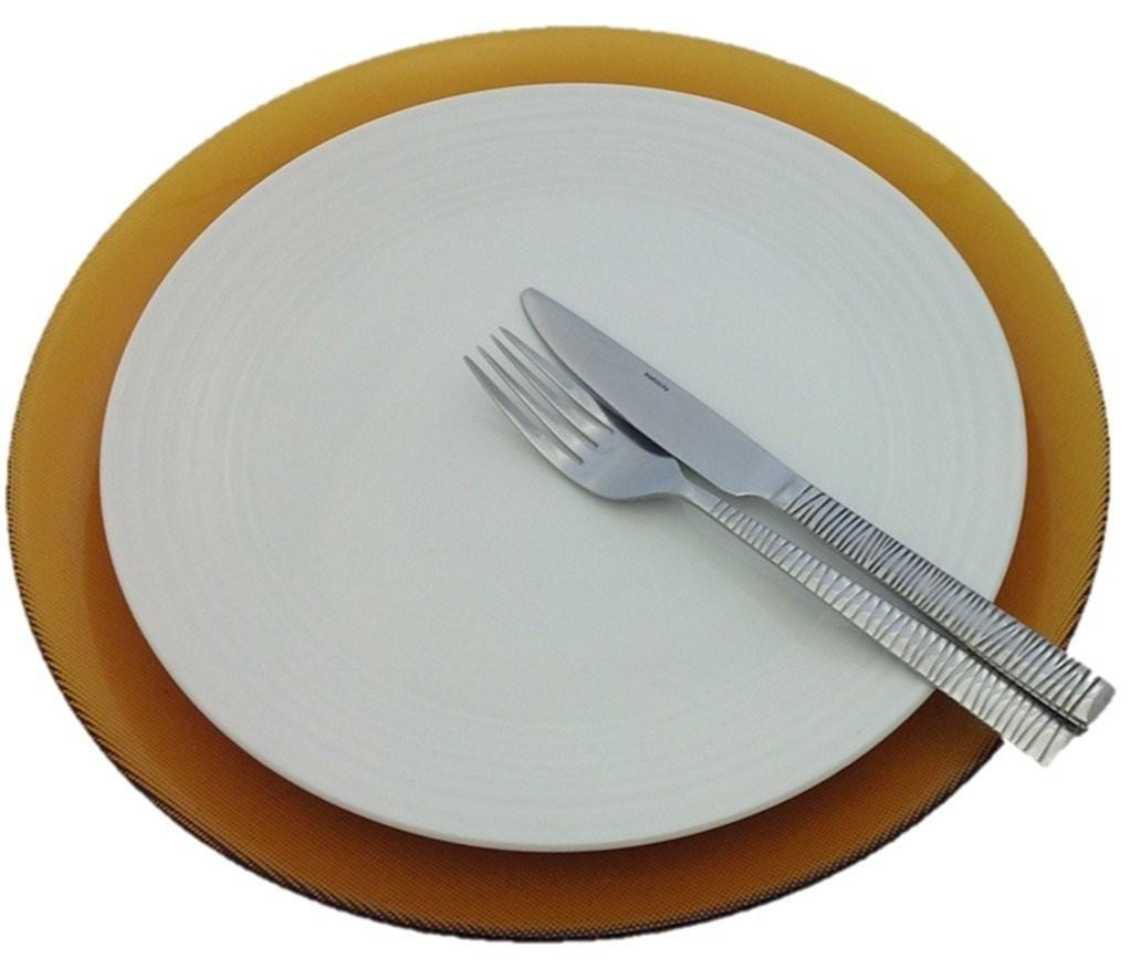 Gold Charger Plate Glass Plates