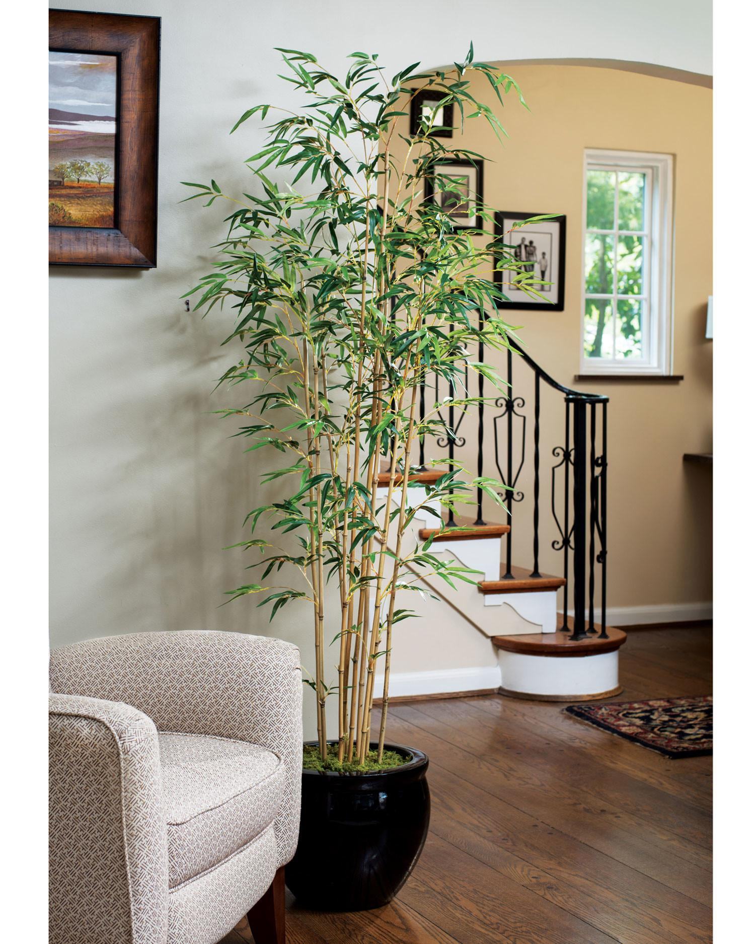 Golden Bamboo Artificial Tree Officescapesdirect