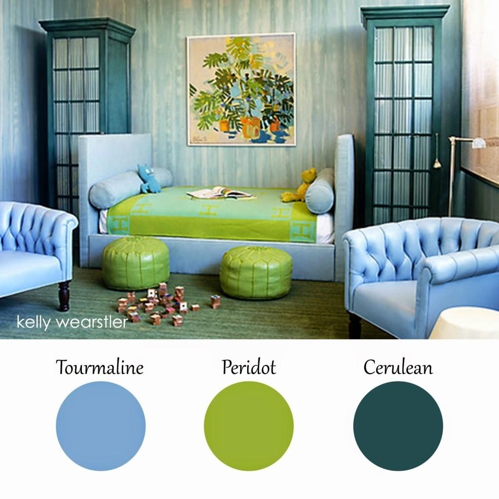 Good Analogous Color Scheme Room
