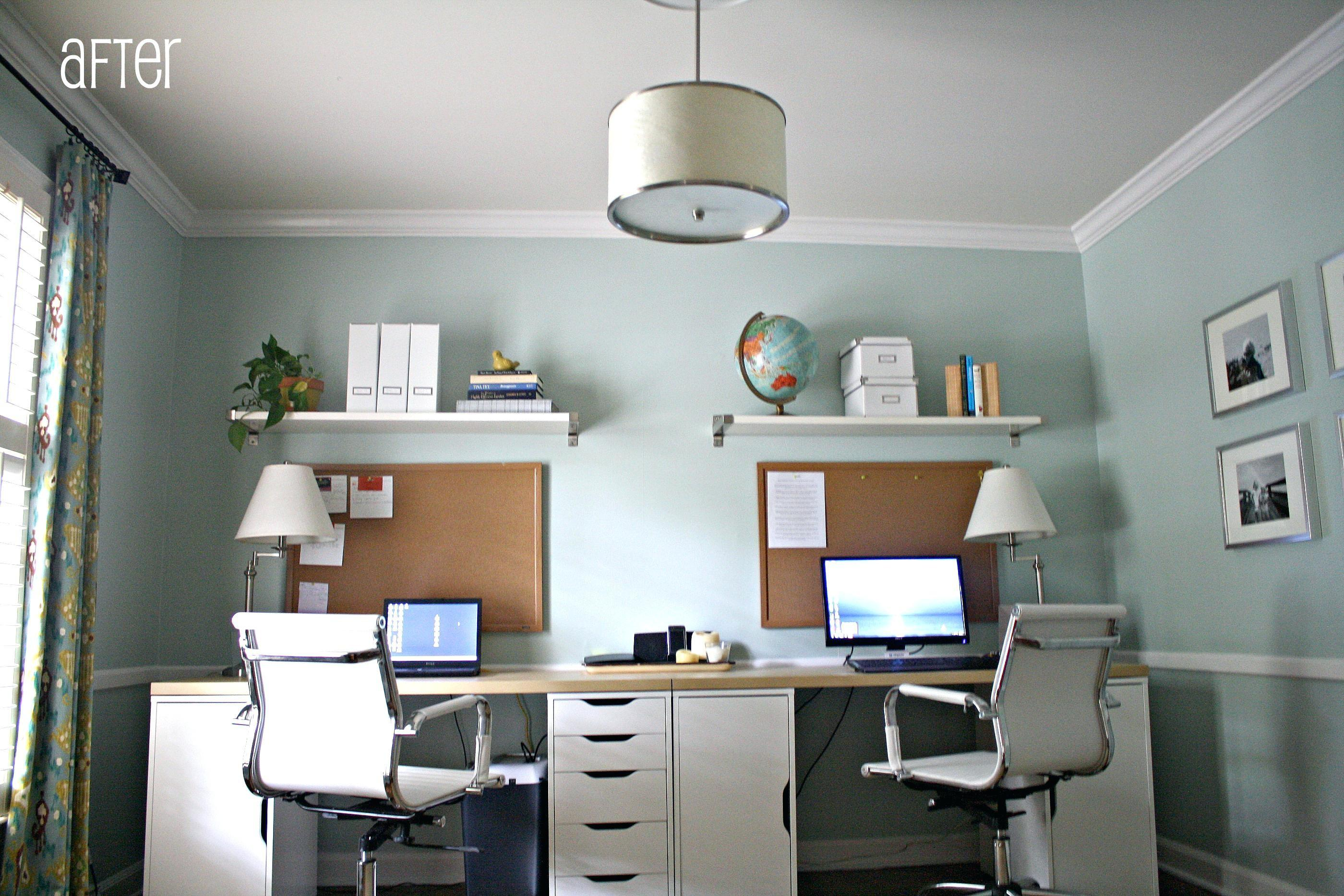 Good Colors Home Office Best Desk