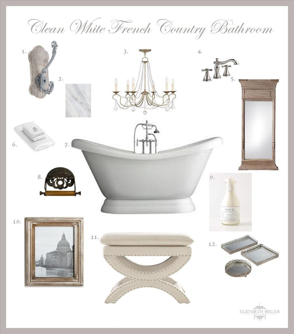 Good Country French Decor Accessories Wall