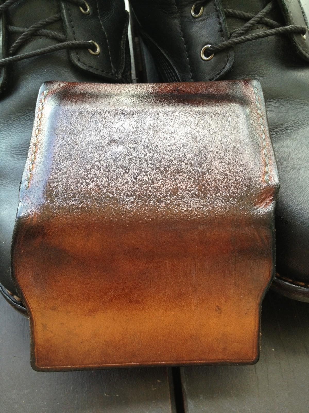 Goody Leathery Diy Card Holder Red Wing 9013