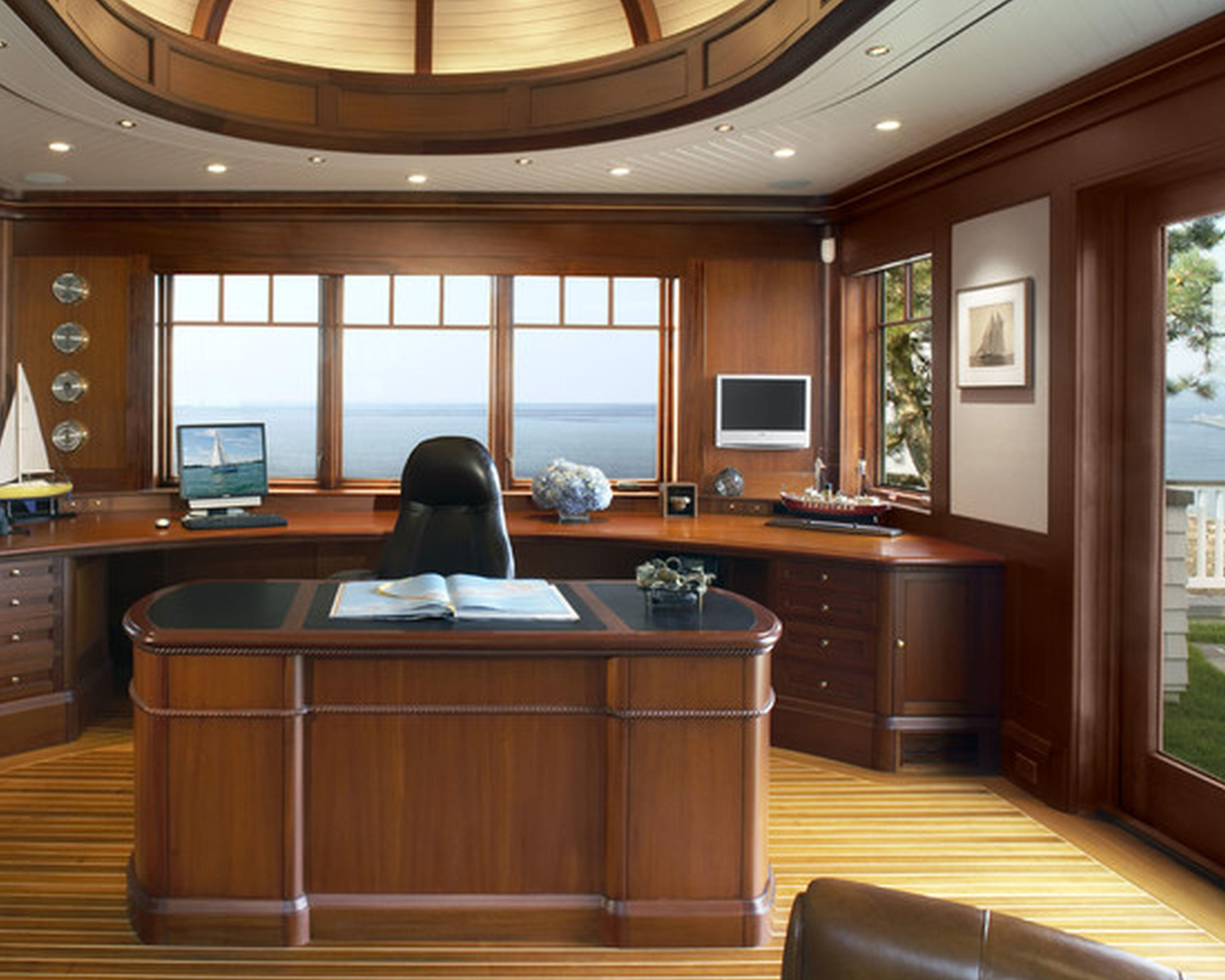 Gorgeous Desk Designs Any Office Design