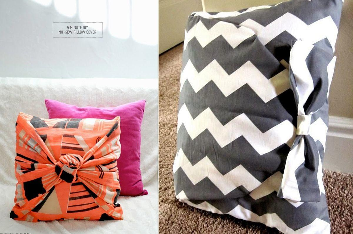 Gorgeous Diy Throw Pillows Easy Craft