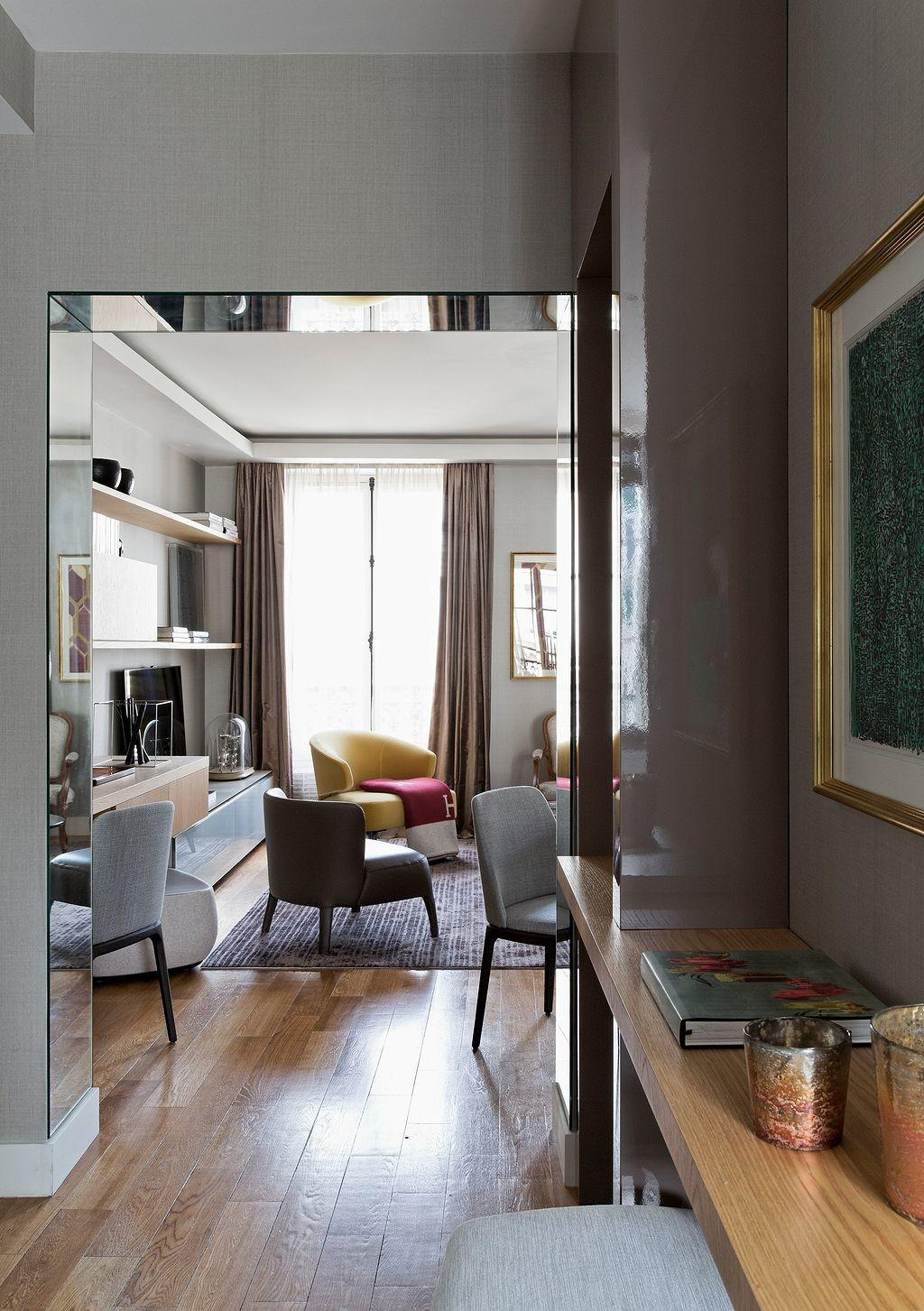 Gorgeous French Apartment Design Ideas