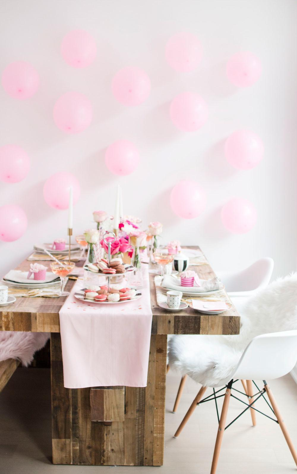 Gorgeous Galentine Day Party Ideas Hadley Court