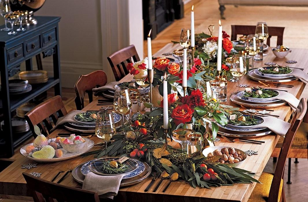 Gorgeous Holiday Table Settings Our Style Blog One