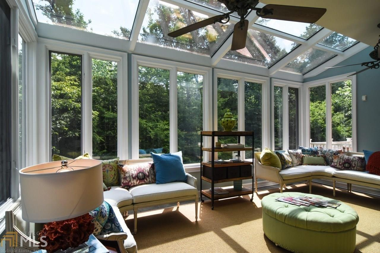 Gorgeous Homes Glass Ceilings Won Want