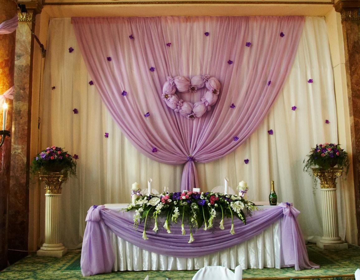 Gorgeous Lavender Theme New Years Eve Wedding Decorations