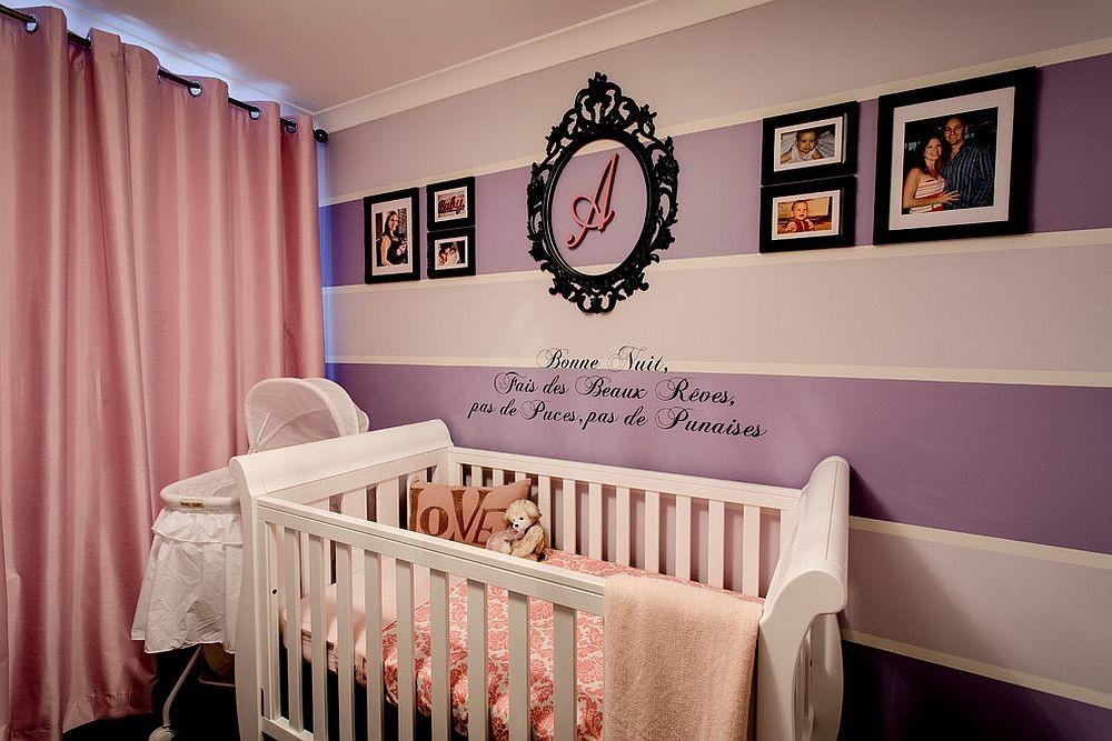 Gorgeous Nurseries Purple Panache