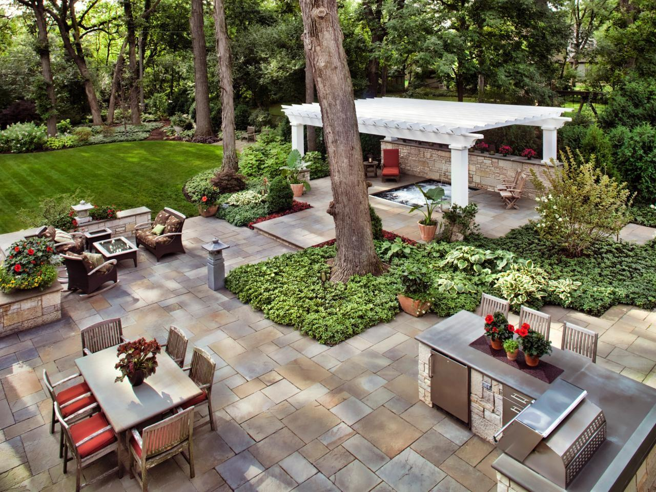 Gorgeous Outdoor Looks Steal Spaces Patio