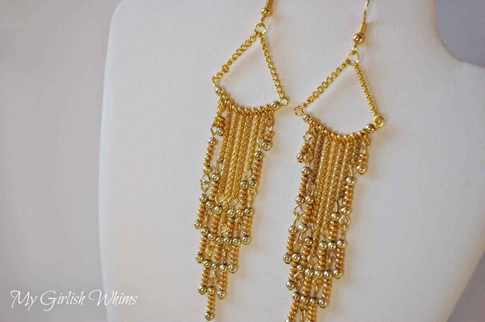 Gorgeous Pairs Earrings Can Make Yourself