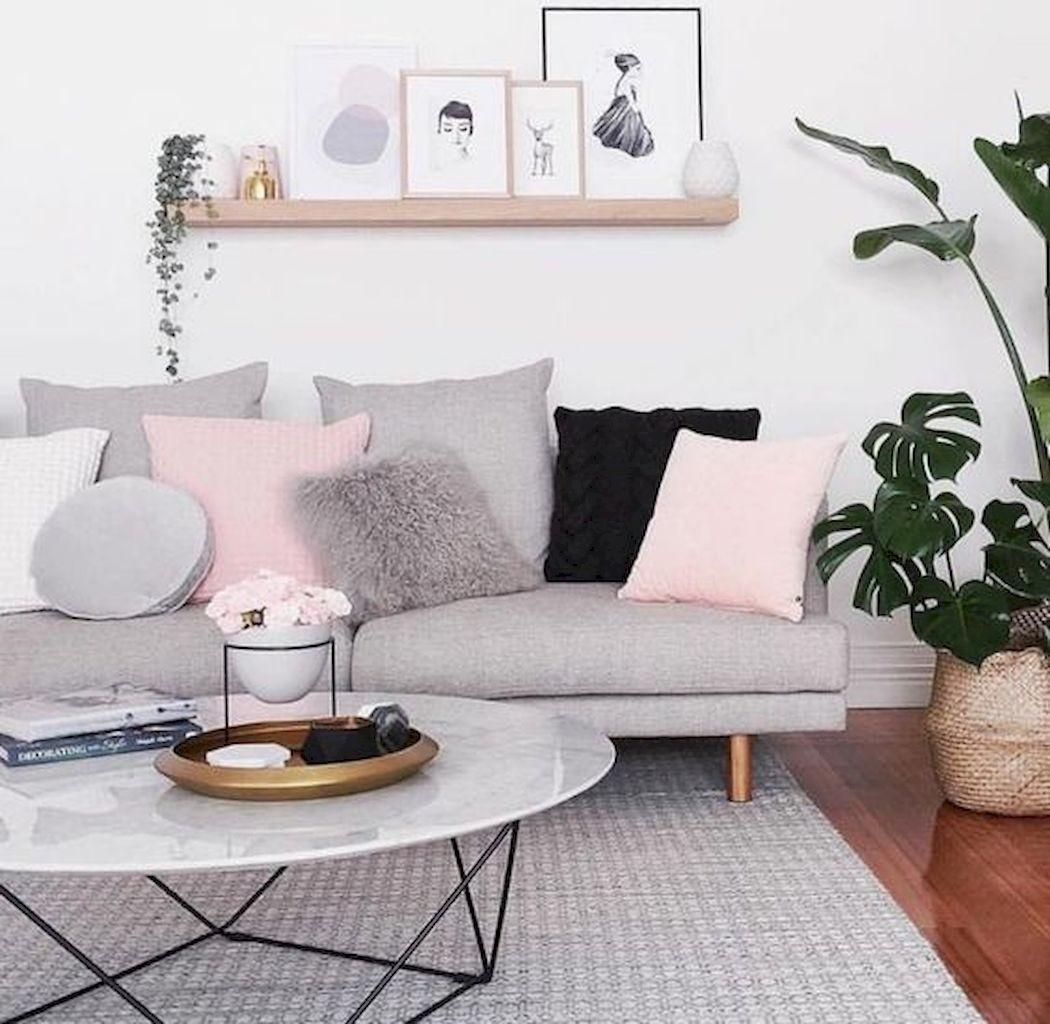 Gorgeous Scandinavian Living Room Design Trends