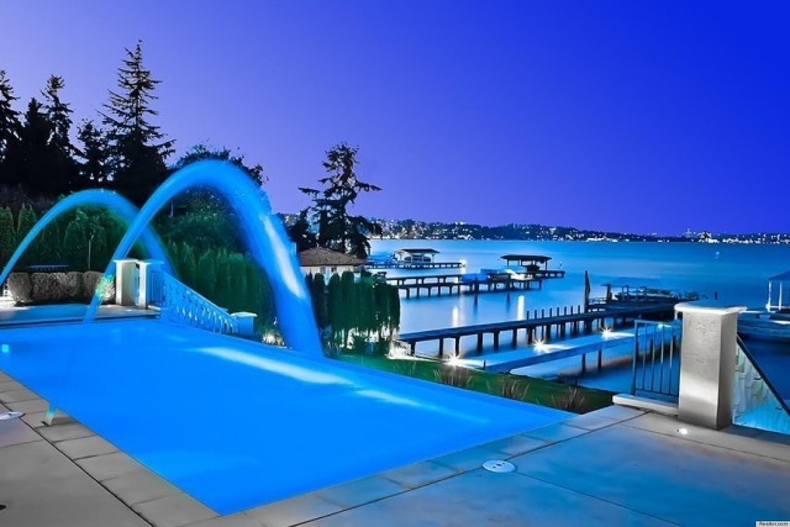 Gorgeous Swimming Pools Immediately Make