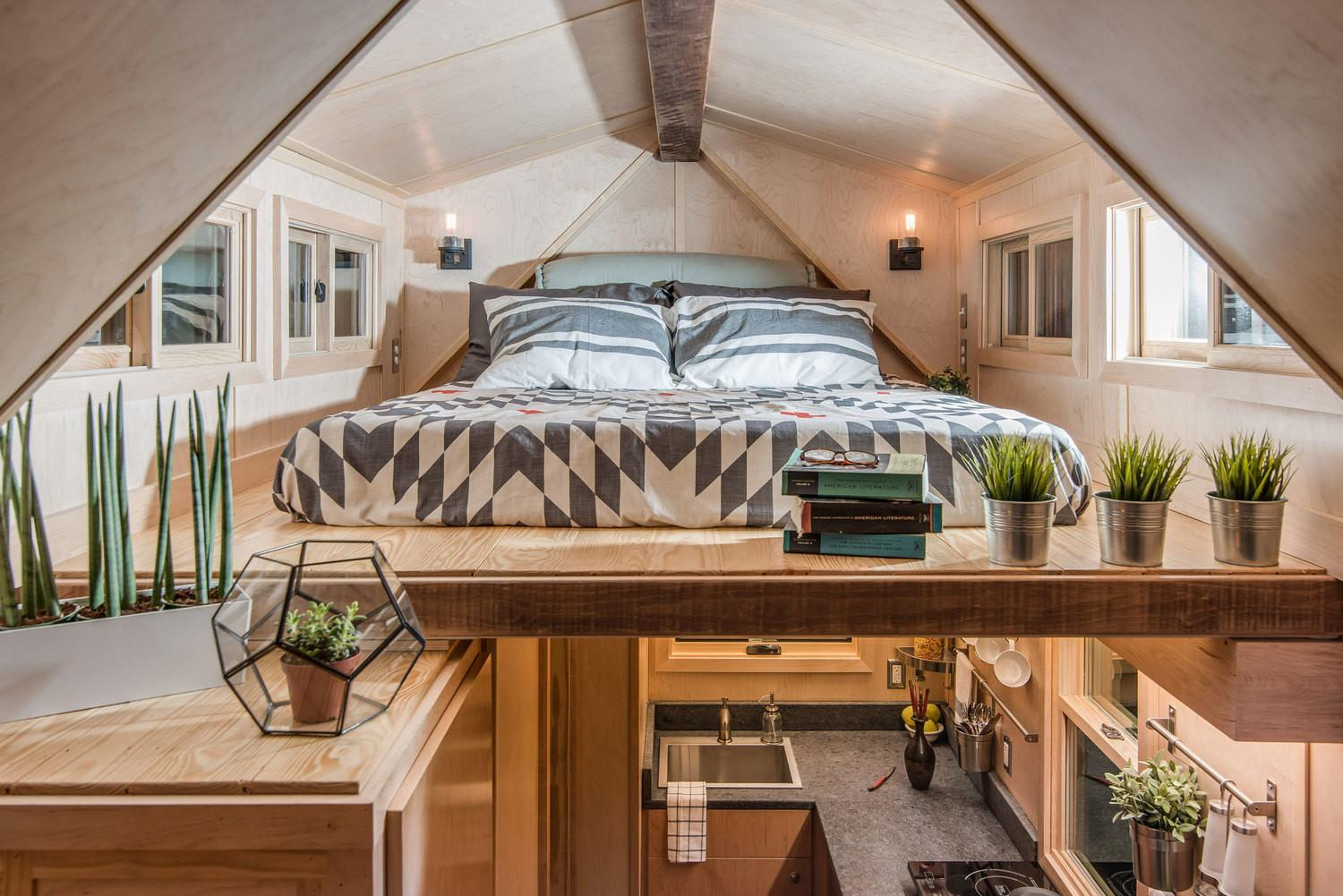 Gorgeous Tiny House Inspired Scandinavian Design