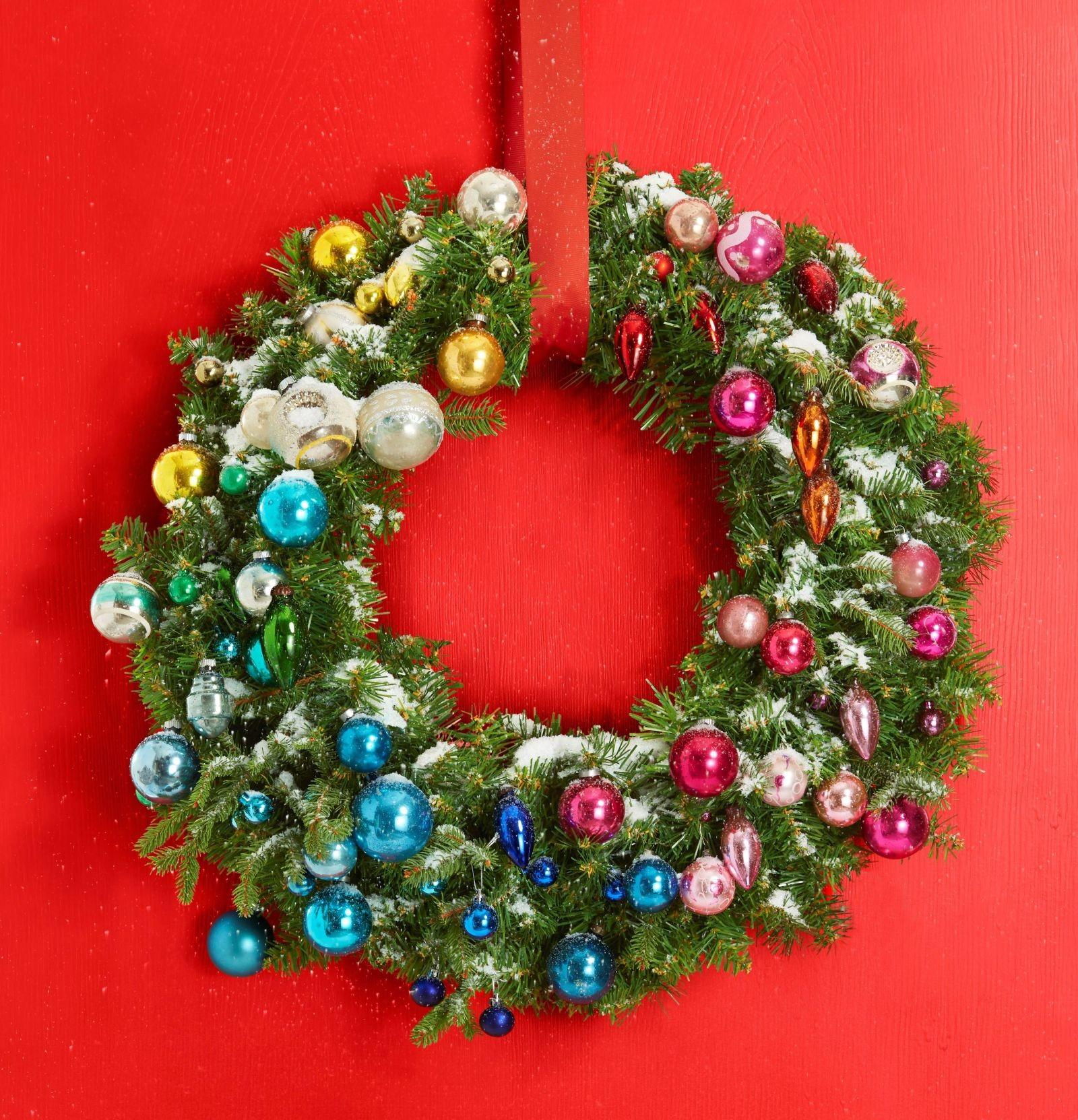 Gorgeous Wreaths Diy Holiday Christmas Wreath