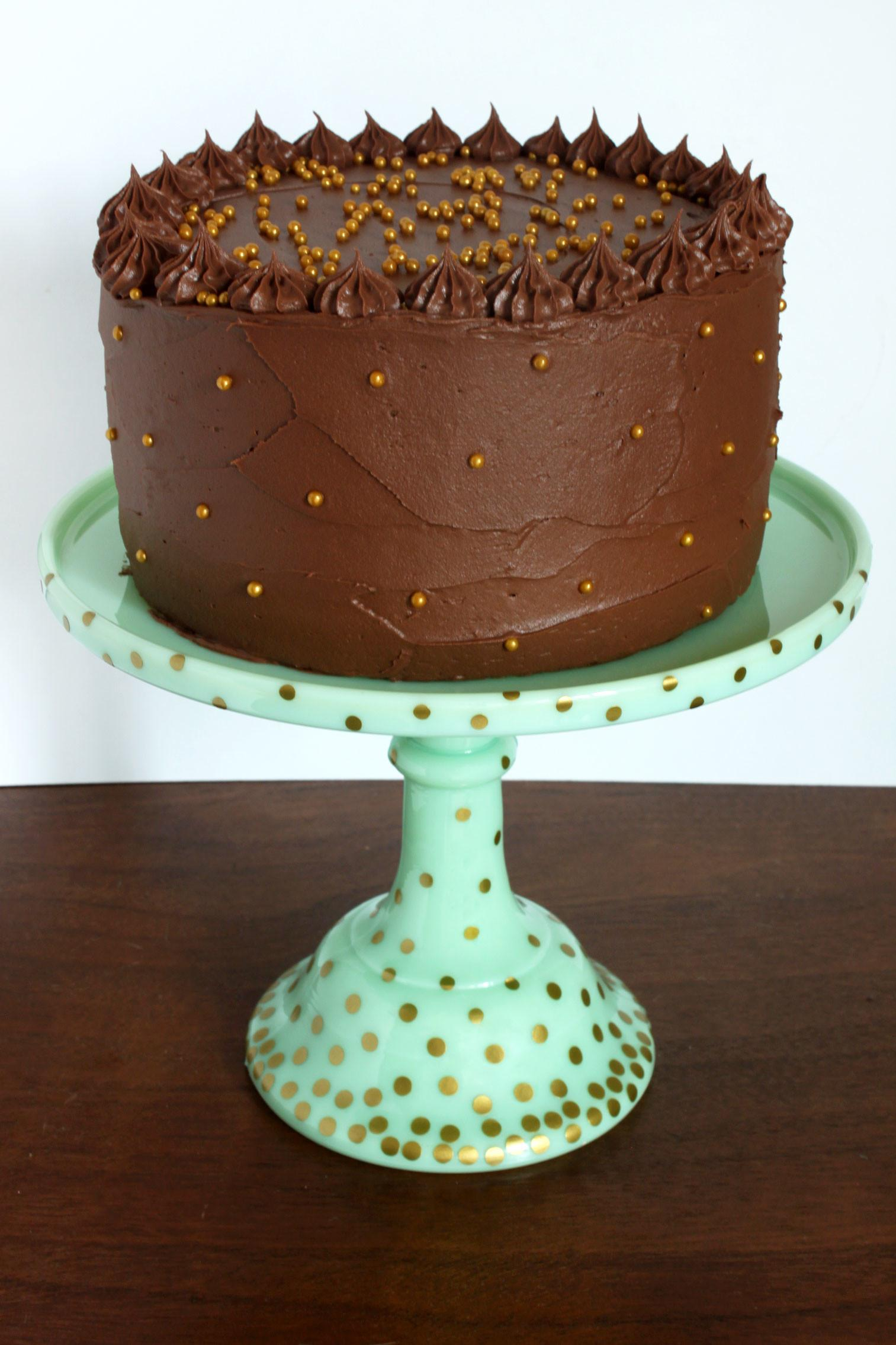 Gorgeous Yourself Cake Stands