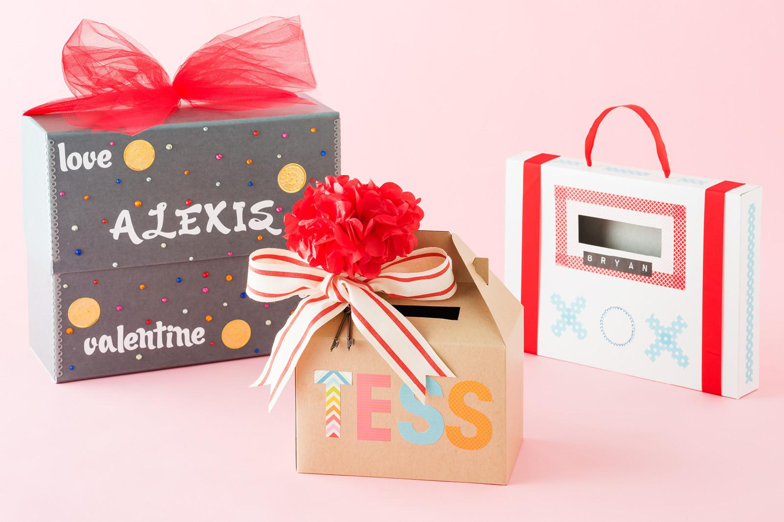 Got Mail Easy Diy Valentine Boxes Your Little